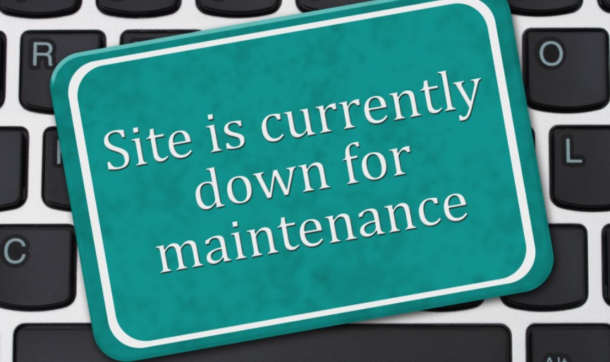 Website Down