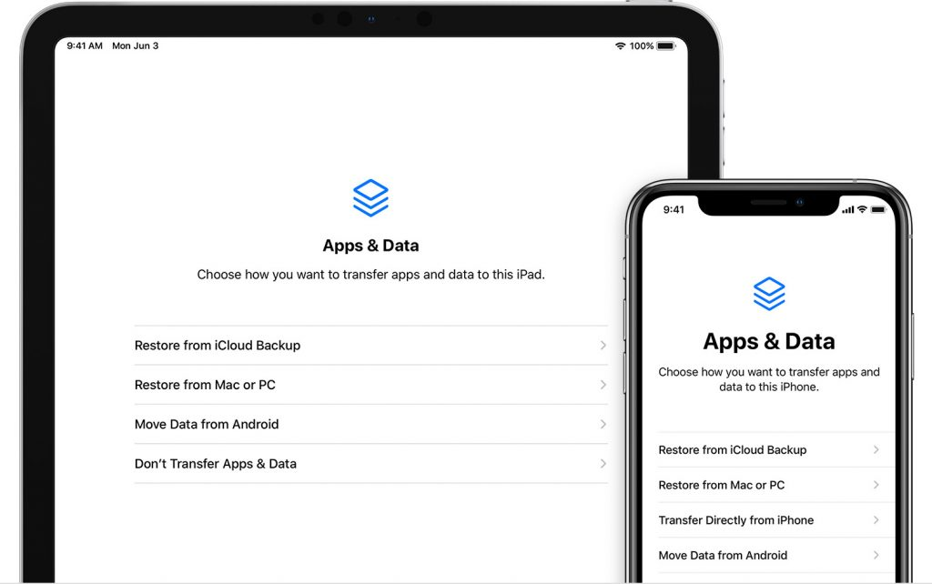 How to Backup your iOS